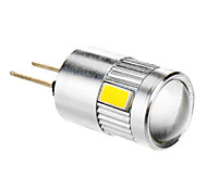 4W G4 Bombillas LED de Mazorca T 6 SMD 5730 280 lm Blanco Cálido DC 12 V