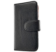 Luxury PU Flip Case Wwith Card Slot&Stand for Samsung Galaxy S4 Mini