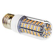 4W E26/E27 Bombillas LED de Mazorca T 108 SMD 3528 648 lm Blanco Cálido AC 100-240 V