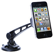 Car Adhesive universal Black Holder & Stands Suitable for Mobilephone/Mp4/GPS/PDA/MP3