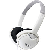DANYIN DT-2203 Stereo Over-Ear fone de ouvido com microfone e remoto para PC / iPhone / iPad / Samsung / iPod