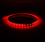 0.6M 4W 280LM Red Light LED Strip Light (DC 12V)