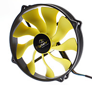 AK-FN073 14cm Anti-Vibration Rbber Fan Fan Supports pour PC