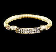 Oro ID Bracelet Crystal