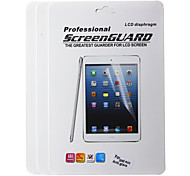 Anti-glare LCD Screen Protector for iPad mini 3 iPad mini 2 iPad mini w/ Cleaning Cloth and Stylus (2 pcs)