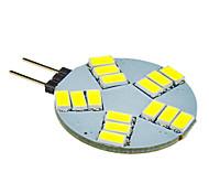 G4 5W 15 SMD 5630 330 LM Koel wit LED-spotlampen DC 12 V