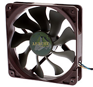 AK-FN057 12cm Blade Design Dust Protection S-FLOW Fan
