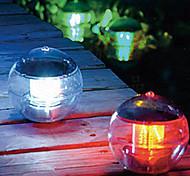 Solar Power Cambiare colore LED Luce di galleggiamento della sfera Lago Stagno Pool lampada (CIS-57230)
