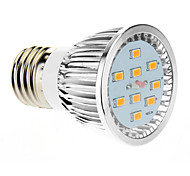 Spot Lampen E26/E27 6 W LM 3000 K 9 SMD 5730 Warmes Weiß AC 220-240 V