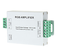 RGB 5050SMD LED Strip Light Signal Amplifier (12V)