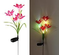 Solar LED Flower Light (1049-CIS-28077)