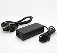 Compact Portable Laptop AC Adapter for HP CQ42 CQ35 DV4 NC4400(18.5V 3.5A 7.4*5.0MM) EU Plug