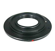 Noir C-Mount Cine lentille de l'animation pour Canon EOS M Camera Lens Adapter Ring objectif CCTV