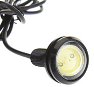 R25 3W 6000K Cool White Light LED Bulb for Car (DC 12V,1 pcs)