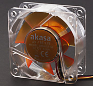 AK-186-L2B 6cm Ultra Quiet Long Life PC Case Fan