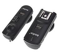 3-en-1 control remoto con paraguas titular de obturador de la cámara + Speedlite + Light Studio (Nikon)