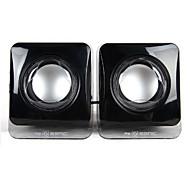 SENIC SN-405 Tragbarer Fashional Mini-Lautsprecher für Laptops / PC (1 Paar)