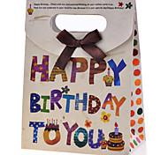 Lureme Brithday Gift Paper Box