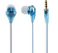 Fashion Wired 3.5mm In-ear Hi-Fi Stereo Music Earphone