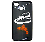 3D Effect Case for iPhone4/4S