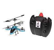 Z008 4 Channel Mini Remote Control Helicopter with Gyro (Assorted Colors)