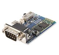 Módulo Inalámbrico Bluetooth Serial Port Módulo de transmisión de datos serie RS232 Comunicación