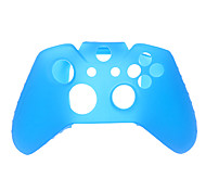 Silicone Skin Case for XBOX 0NE Controller (Blue)