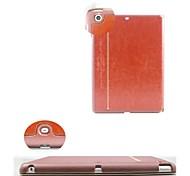 Novidade Bolsa em couro design especial PU com suporte para iPad Air