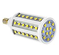 Bombillas LED de Mazorca T E14 10W 60 SMD 5050 760-830 LM Blanco Fresco AC 100-240 V