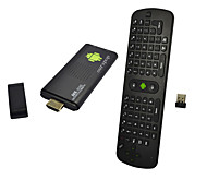 Ourspop M9B Quad-Core Android 4.2.2 Google TV Player RC11 Air Mouse (2GB RAM 8GB ROM)