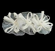 Women's Fabric Headpiece - Casual Flowers