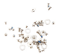 Remplacement complet Screw Set Kit pour l'iPhone 4S