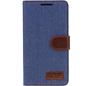Fashional Jean Textle Schutzhülle für HTC T6 (verschiedene Farben)