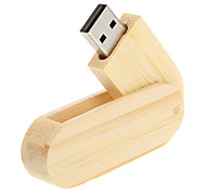 8gb usb flash drive estilo madeira