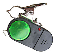 LED Light Electronic Fish Bite Strike Alarm Bell(Random Color)
