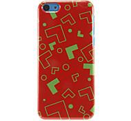 Rechten Winkel Muster Hülle für iPhone 5C