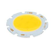 3W 3000K luce bianca calda del circuito integrato del LED