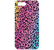Colorful Leopard Print Back Case for iPhone 5