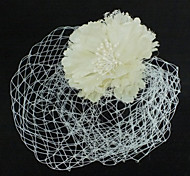 Graceful Fabrics And Lace Women'S Fascinator