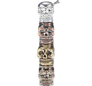 Cool Skull Style Gas Lighter