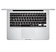XSKN Silicon Laptop Keyboard Skin Cover for MacBook PRO MacBook Air French Language Layout