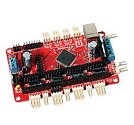 Teensylu v0.8, Hi3D RepRap Prusa Mendel printer driver board for 3D Printer