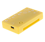 All-in-one USB 2.0 Memory Card Reader (Yellow/Black)