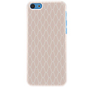 Special Network Pattern Hard Case for iPhone 5C