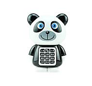 Многофункциональный Звонкий машинного обучения Панда-образный Детский (Стихи, Анекдоты, песни и рассказы в комплекте)
