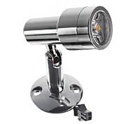 1W 110LM 2800-3300K Warm White LED de haute qualité Lumière du Cabinet (AC 90-240V)
