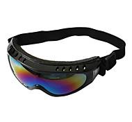 Wholesale Ski goggle SnowMobile Goggle Eyewear protective Glasses UV400/ 6 color