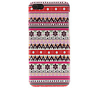 Special Design Snowflake Pattern Smooth Hard Case for iPhone 5C