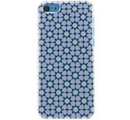 Special Little Flowers Pattern Hard Case for iPhone 5C