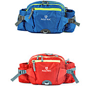Outdoor Sports Multifunction Canvas Nylon Waist Bag 5L